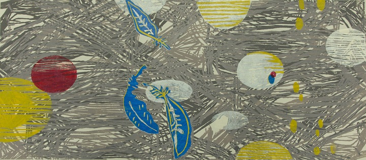 Marjorie Greene Graff: 21 Years in Printmaking