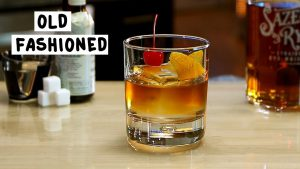 Virtual Happy Hour - Old Fashioned