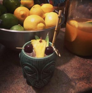 Virtual Happy Hour - Tiki Tuesday